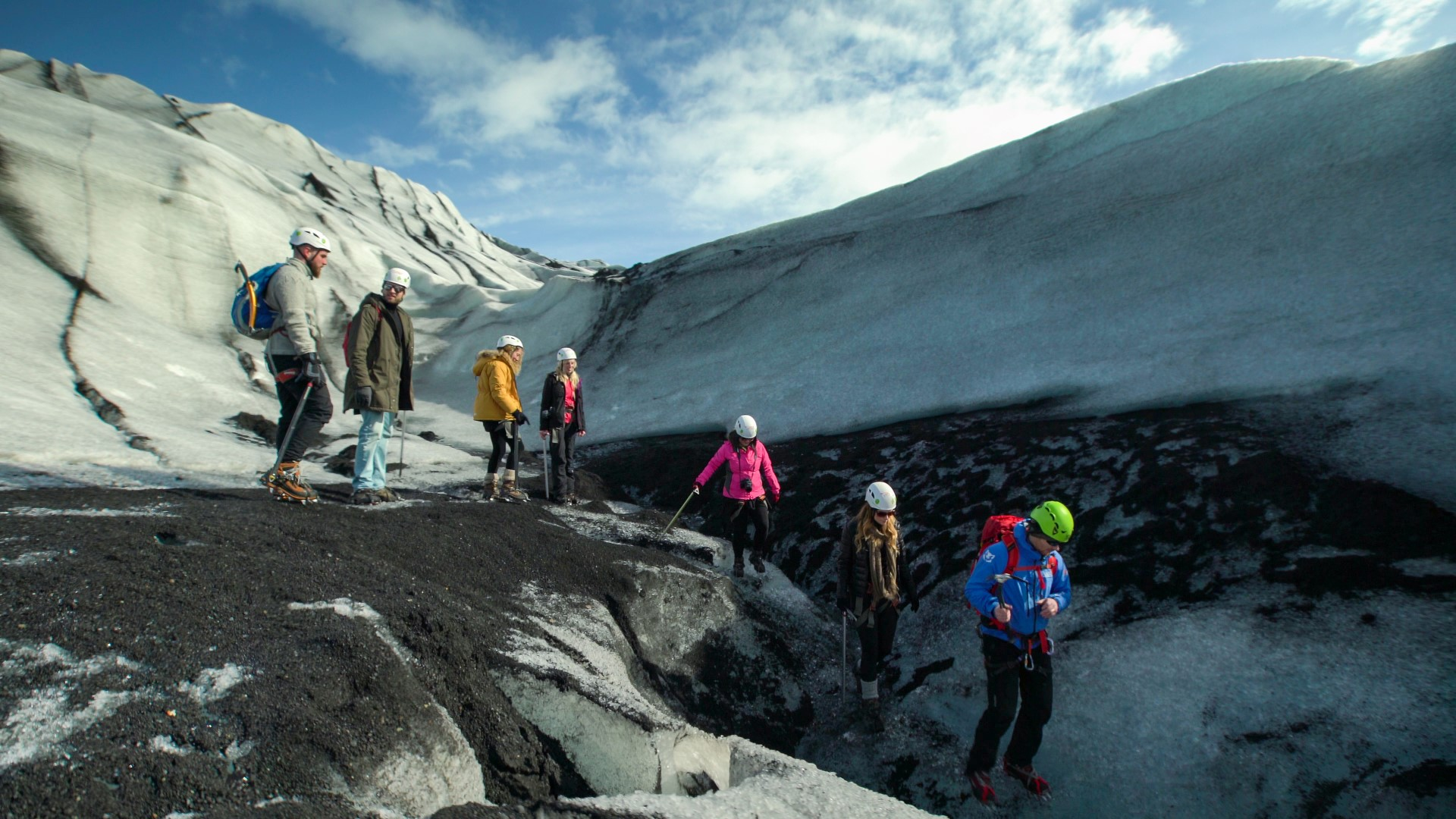 The Glacier Walk  Tour Photo 10